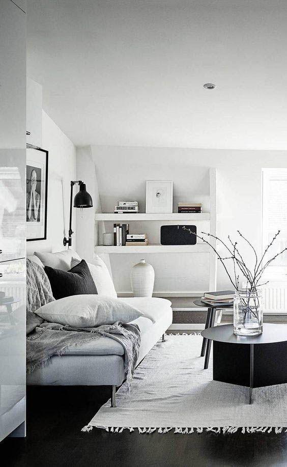 Minimal Interior Design Interiorgoals Minimalinterior Interiordecor Interiordesig Elegant Living Room Decor Living Room Scandinavian Minimalist Living Room Elegant minimalist living room design