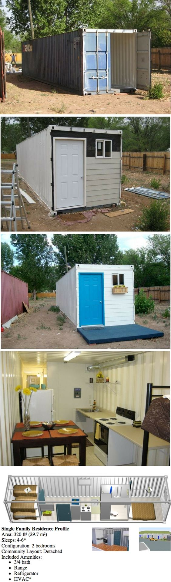 Smart Modular Shipping Container Homes Feel Bright \u0026 Spacious ...