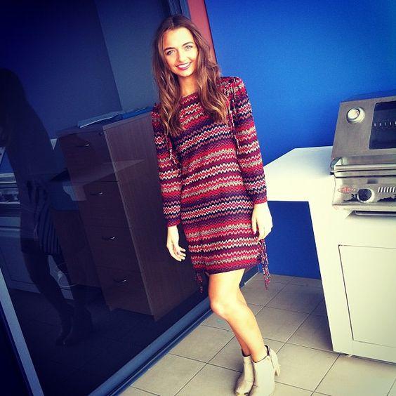 MM Shopping Editor @jasmine_garnsworthy is wearing a Zara dress today #fashion #mmwardrobeweek - @mamamiaaus- #webstagram