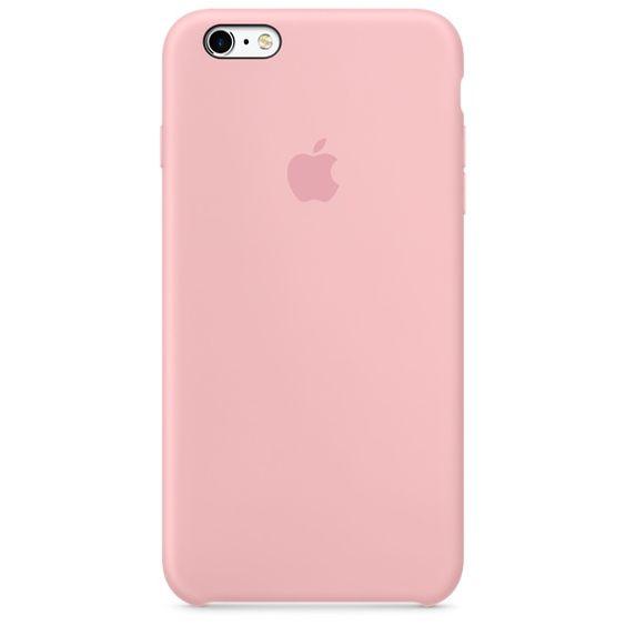Étui en silicone pour iPhone 6s – Gris anthracite - Apple (CA)