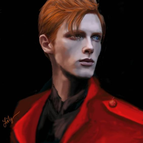 Kell Maresh by @lisy_art (Shades of Magic)