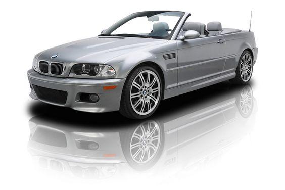 2004 E46 BMW M3 Convertible SMG #FieldsBMW #FieldsAuto #BMW