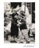 The First Kiss - Kim Anderson Photography
