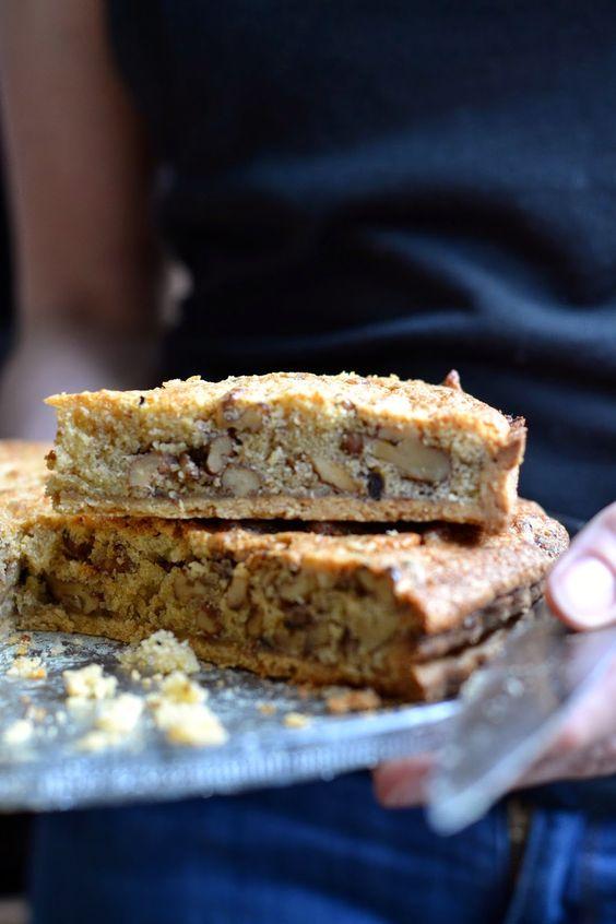 La Cuisine c'est simple: Simple comme la tarte aux noix de Mana