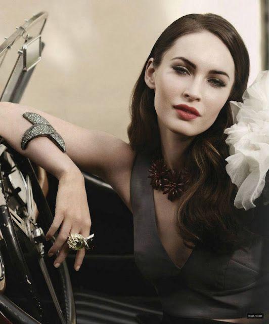 Smartologie: Megan Fox for Miami Magazine March 2012