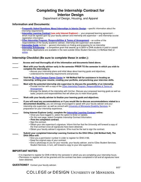Ideas for Naming Your Interior Design Service More Interior design - agent contract template