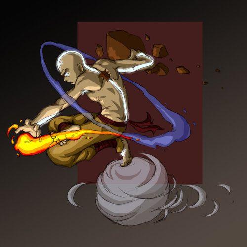 Avatar Ang: Avatar Legend Of Aang & Korra
