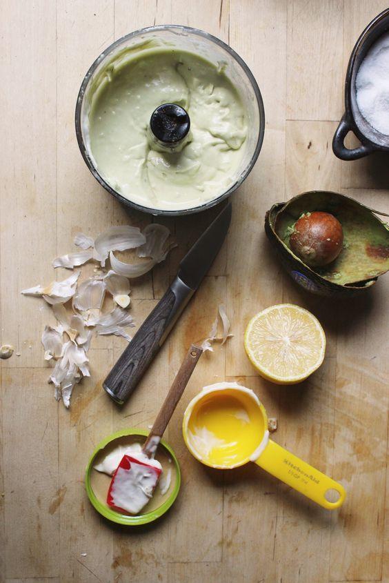 ... Baked Sweet Potato Fries | Recipe | Aioli, Avocado and Potato Fry