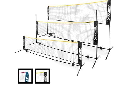 Top 10 Best Portable Badminton Sets Reviews In 2019 Badminton Set Badminton Volleyball Set