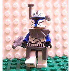 Lego Star Wars Clone Wars Captain Commander Rex $17.08