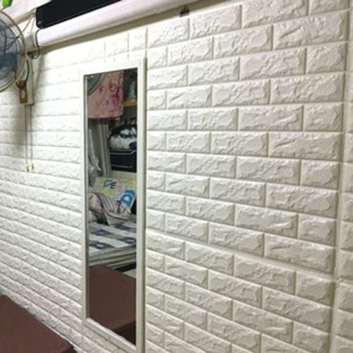 3d Brick Pattern Wallpaper Bedroom Living Room Modern Wall Background Tv Decor Brick Pattern Wallpaper Patterned Wallpaper Bedroom Wallpaper Bedroom