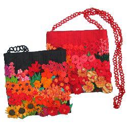 Silko Namai made with silk flowers