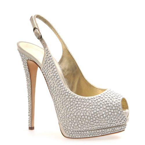 Giuseppe Zanotti Design - Bridal collection F/W 2012-2013