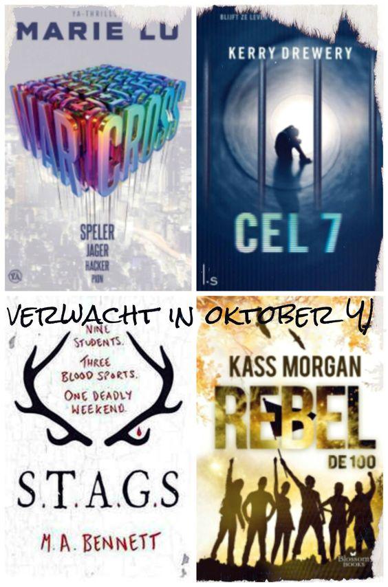 Marie Lu, Kerry Drewery, MA Bennett, Cass Morgan, Meis & Maas, Blossom Books, LS, Unieboek|Het Spectrum