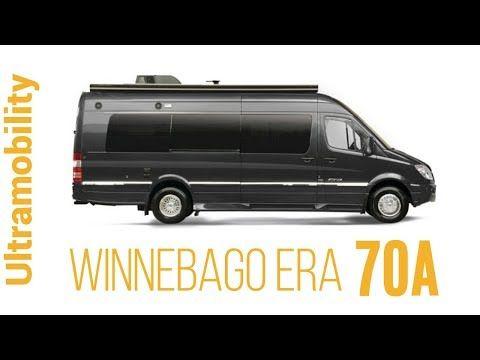 Youtube Class B Camper Van Winnebago Camper Van