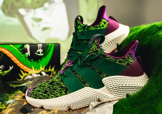 adidas Dragon Ball Z Cell Prophere