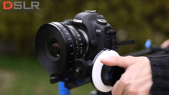 Video Manejo - Carl Zeiss Distagon T* CP.2 21mm T/2.9, soporte modular R...