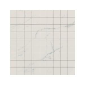 Carrara Blanco 12 in. x 12 in. Glazed Floor and Wall Tile-UFCB101-12M at The Home Depot