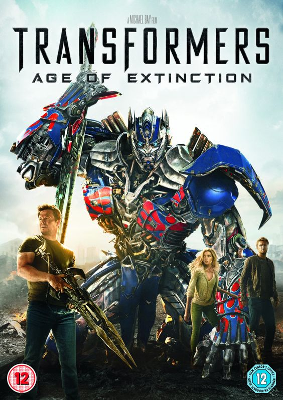 "Transformers: Age of Extinction (2014) directed by Michael Bay, starring Mark Wahlberg, Nicola Peltz and Jack Reynor. ""Autobots must escape sight from a bounty hunter who has taken control of the human serendipity: Unexpectedly, Optimus Prime and his remaining gang turn to a mechanic (Mark Wahlberg), his daughter (Nicola Peltz), and her back street racing boyfriend (Jack Reynor) for help."""