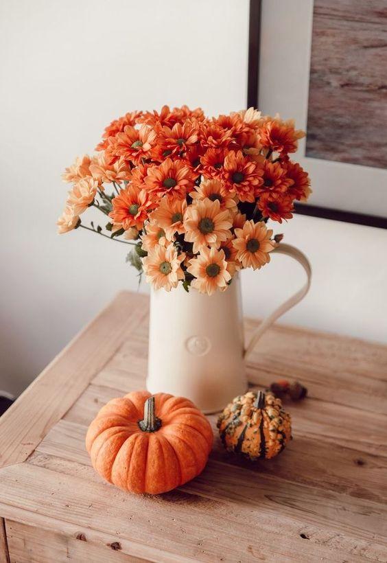 ¿Te animas a decorar tu hogar de una manera más otoñal?