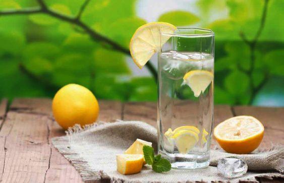 Lemon water benefits 52742