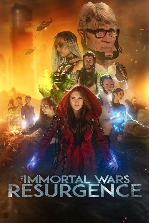 The Immortal Wars Resurgence Full Movie Maxhd Online 2018
