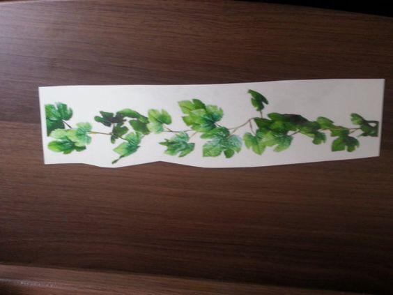 Poison Ivy Plant Tattoo Vine tattoos, S...