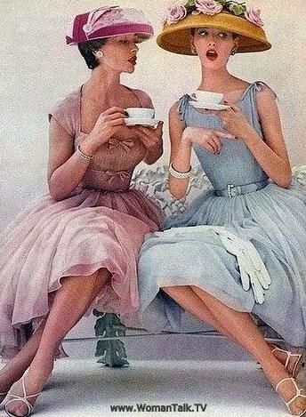 Image result for Ladies who drink tea