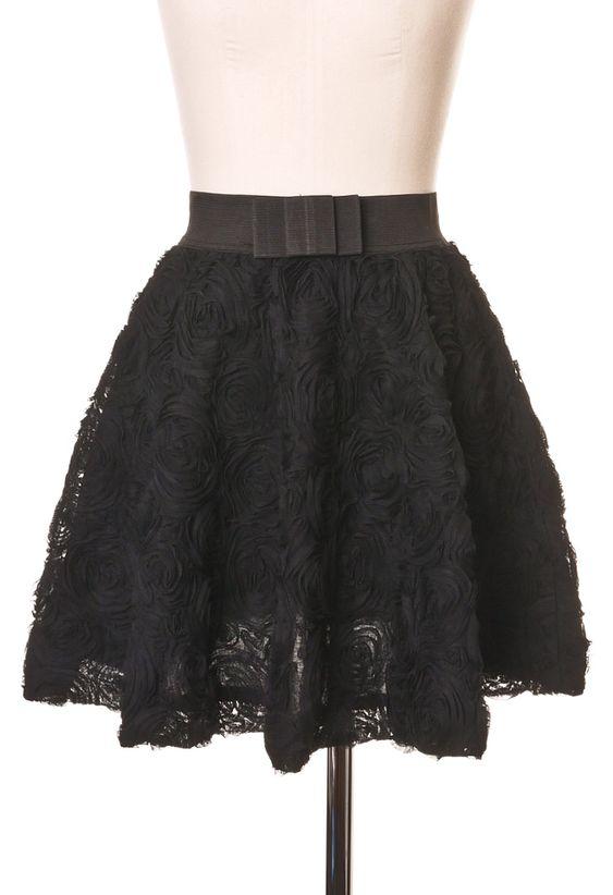 Black Rose skirt