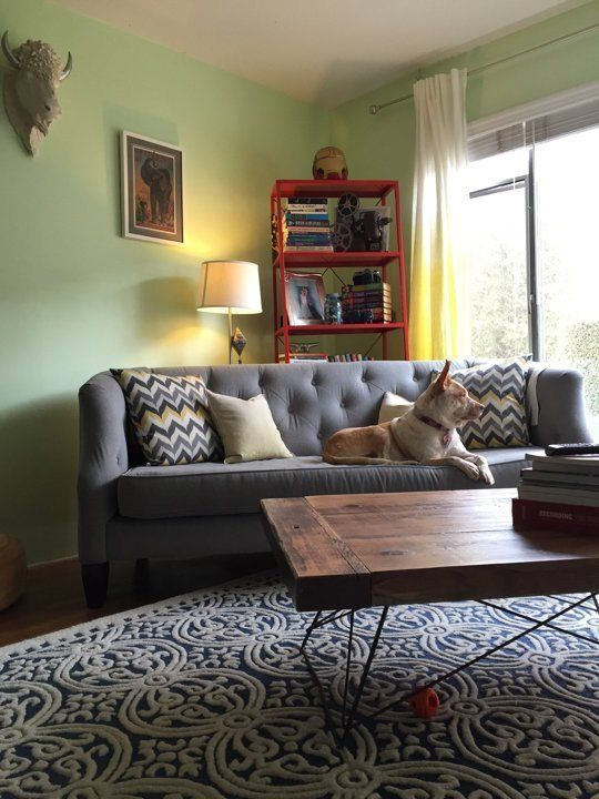 Pin On Apartment Therapy Small Spaces Living Room
