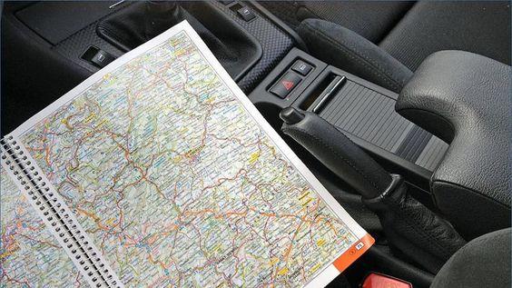 Focus.de - Karte lesen, einparken, Reifenwechsel