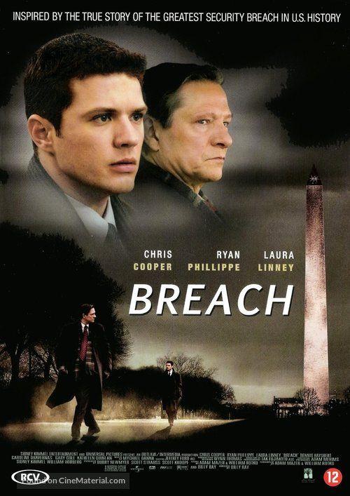 Dutch Movie Poster Image For Breach Movie Posters Posters Amazon Original Movie Posters