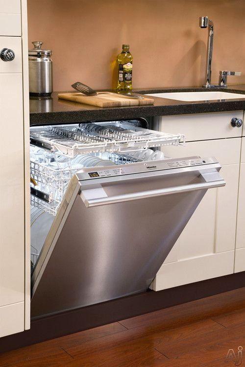 Miele Optima Ii Series G2472sc Fully Integrated Dishwasher With 6 Wash Progr Fully Integrated Dishwasher Kitchen Design Program Integrated Dishwasher
