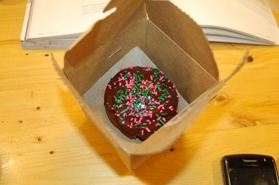 Devil's Food cupakes (Week 6) (Happy birthday to Kayla)
