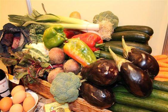 Bodegón de alimentos ecológicos. Foto: Cedida por BioCultura.