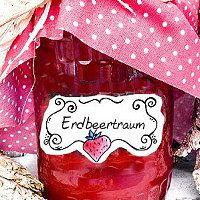 Marmelade - Etiketten - gratis: http://kreativ-zauber.de/etiketten-vorlagen-kostenlos