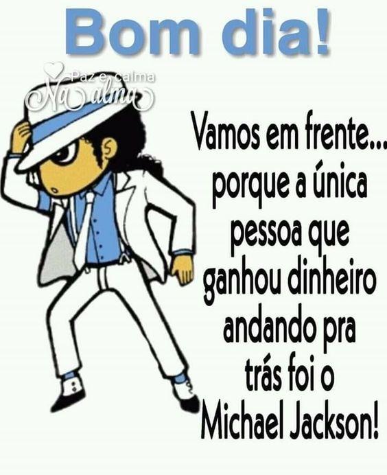 Se você não é um Michael Jackson vá em frente !