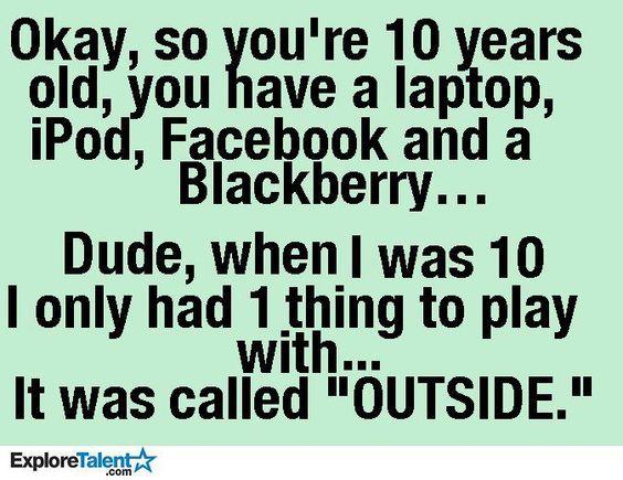 ...so true!