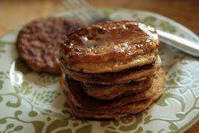 Peanut Flour pancakes