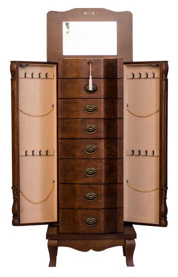 Hives and Honey Paris Jewelry Armoire. Just bought this ...