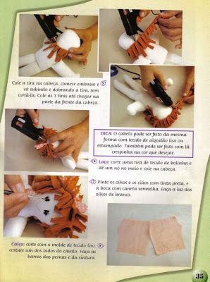 Luci Arts: dolls