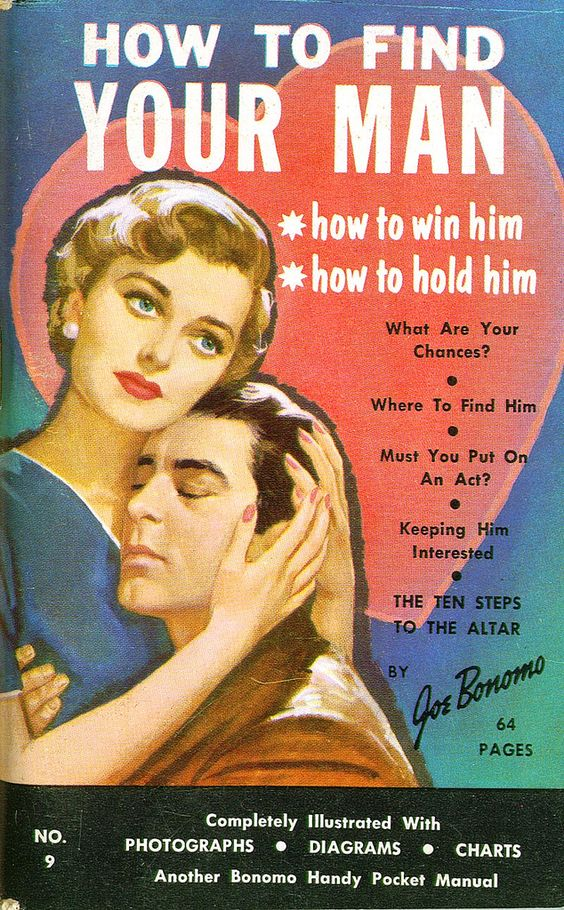 How to find your man! A handy pocket manual.