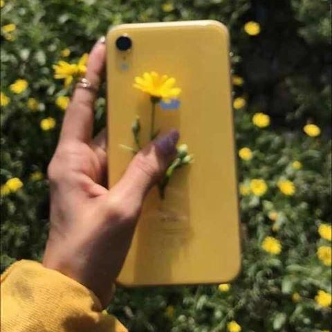 Yellow Cartoon Wallpaper Iphone Paper Background Texture Artsy Photos
