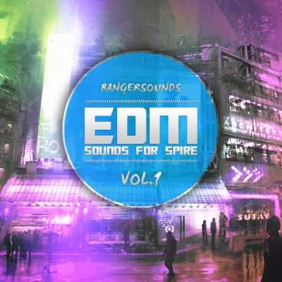 EDM Sounds For Spire Vol.1 SBF DISCOVER Magesy.Club