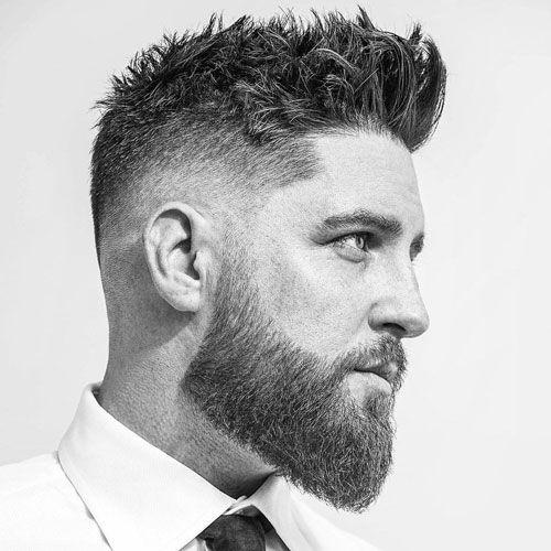 35 Best Men S Textured Haircuts 2020 Guide Beard Styles Short Mens Haircuts Fade Mens Hairstyles With Beard