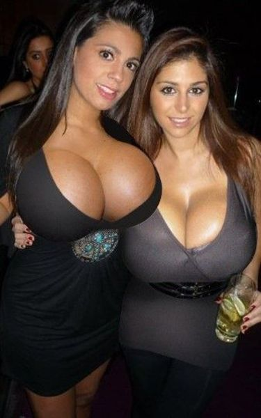 When Big Tits Collide 70