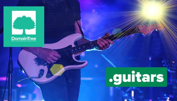 Tune up your web presence with .GUITARS https://domaintree.com.au/domains/descriptivedomains/ … @dotguitars #guitars #music #musicweek #gTLD #Domain #DomainTree #newrelease #concert #rock