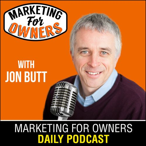 You Need to Update Your Business Card #536 by MarketingForOwners