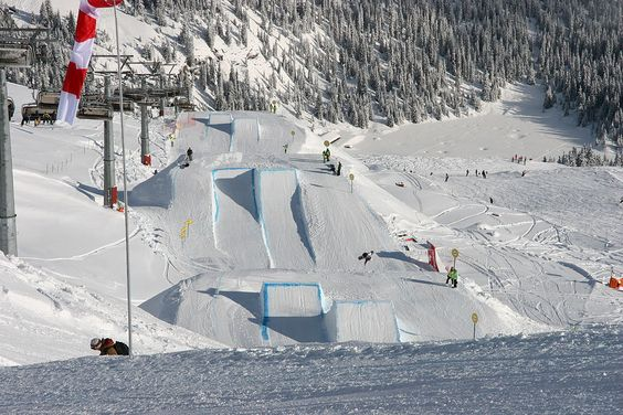 BEO 2008 Slopestyle course - スロープスタイル - Wikipedia