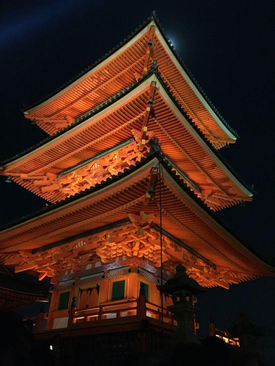 autumn  #kyoto  #kiyomizu temple